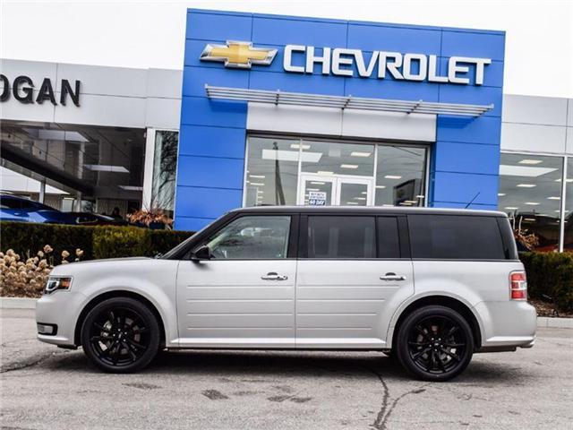 2017 Ford Flex Limited (Stk: AA08630) in Scarborough - Image 2 of 26