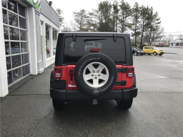 2014 Jeep Wrangler Sport (Stk: A981) in Liverpool - Image 2 of 8