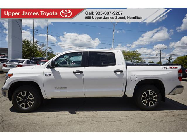 Upper James Toyota >> 2018 Toyota Tundra SR5 Plus 5.7L V8 at $168 wk for sale in ...