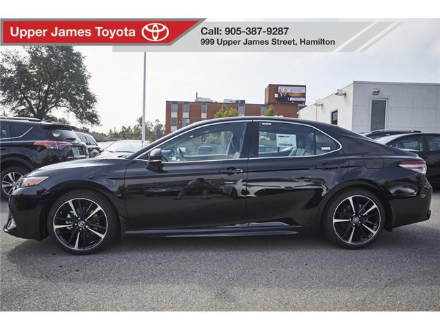2018 Toyota Camry XSE V6 (Stk: 180603) in Hamilton - Image 2 of 13