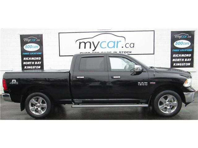 2014 RAM 1500 Big Horn (Stk: 180432) in Richmond - Image 1 of 12