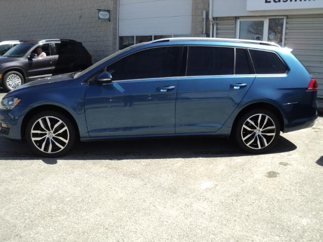2015 Volkswagen Golf Sportwagon 2.0 TDI Highline (Stk: B179639) in Walkerton - Image 2 of 19