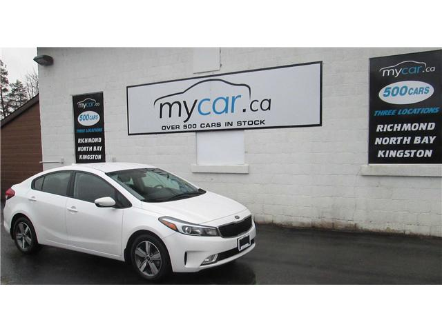 2018 Kia Forte LX+ (Stk: 180541) in Kingston - Image 2 of 13