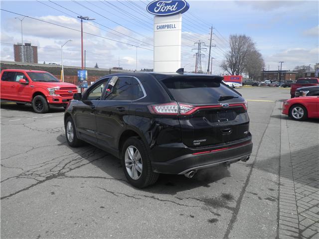 2018 Ford Edge SEL (Stk: 1810980) in Ottawa - Image 2 of 11