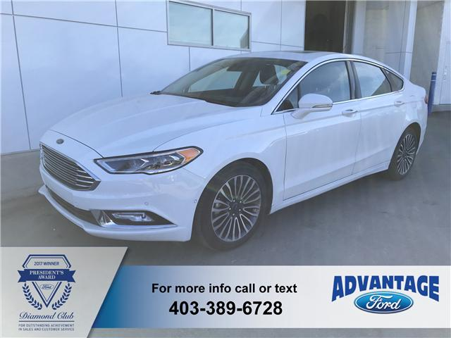 2017 Ford Fusion Titanium (Stk: 5186) in Calgary - Image 1 of 10