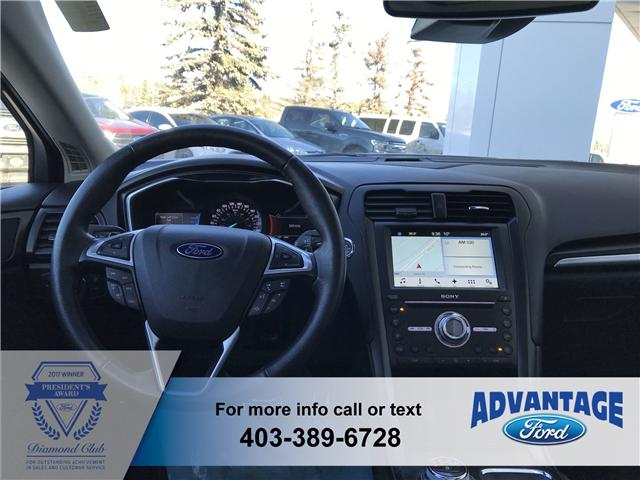 2017 Ford Fusion Titanium (Stk: 5186) in Calgary - Image 2 of 10