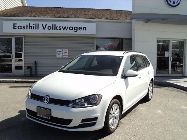 2017 Volkswagen Golf SportWagen 1.8 TSI Trendline (Stk: B174239) in Walkerton - Image 1 of 16