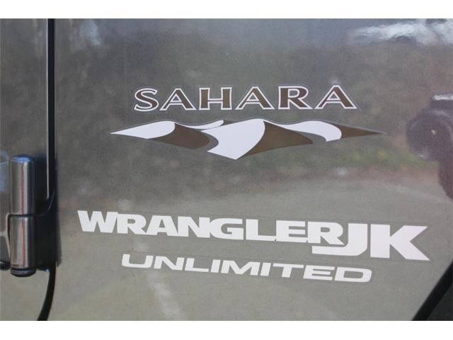 2018 Jeep Wrangler JK Unlimited Sahara (Stk: L863697) in Courtenay - Image 29 of 29