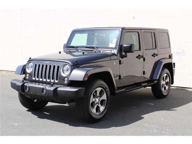 2018 Jeep Wrangler JK Unlimited Sahara (Stk: L863697) in Courtenay - Image 3 of 29