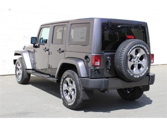 2018 Jeep Wrangler JK Unlimited Sahara (Stk: L863697) in Courtenay - Image 5 of 29