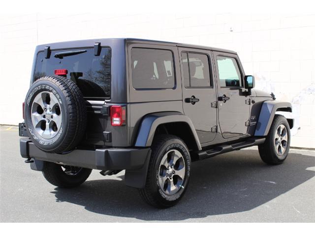 2018 Jeep Wrangler JK Unlimited Sahara (Stk: L863697) in Courtenay - Image 7 of 29