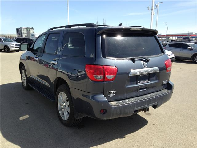 2010 Toyota Sequoia Platinum 5.7L V8 (Stk: 2760253A) in Calgary - Image 5 of 19