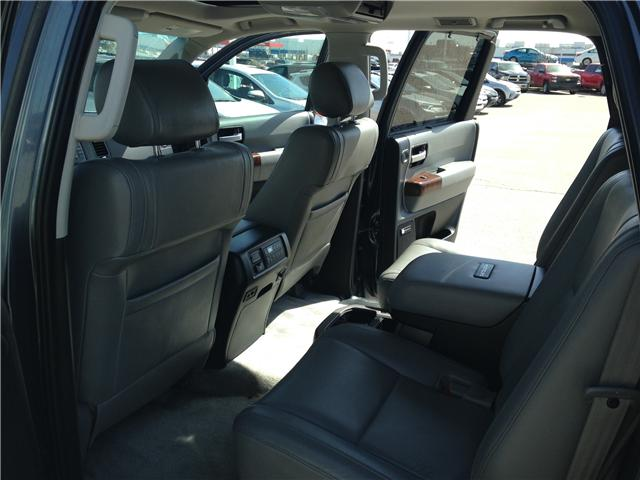 2010 Toyota Sequoia Platinum 5.7L V8 (Stk: 2760253A) in Calgary - Image 18 of 19