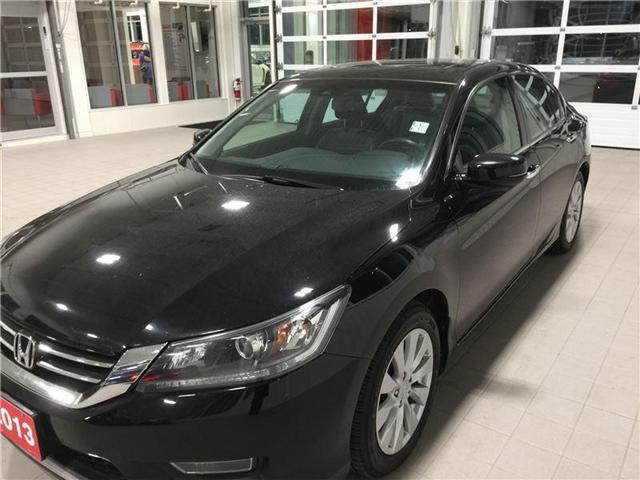 2013 Honda Accord EX-L V6 (Stk: 0224A) in Nepean - Image 1 of 8