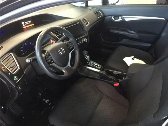 2015 Honda Civic EX (Stk: BH0030) in Nepean - Image 4 of 4