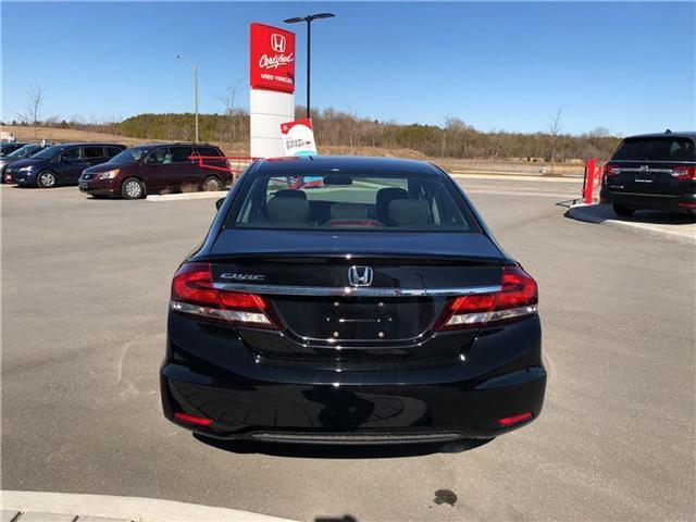 2014 Honda Civic EX (Stk: B0054) in Nepean - Image 4 of 17
