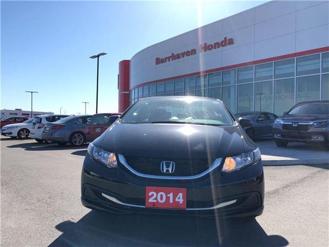 2014 Honda Civic EX (Stk: B0054) in Nepean - Image 7 of 17