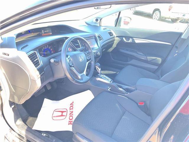 2014 Honda Civic EX (Stk: B0054) in Nepean - Image 9 of 17
