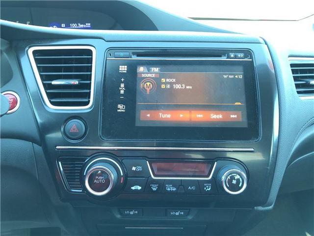 2014 Honda Civic EX (Stk: B0054) in Nepean - Image 13 of 17