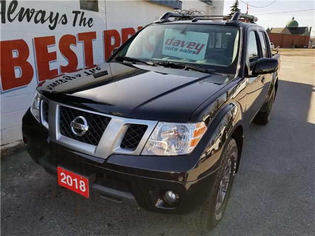 2018 Nissan Frontier PRO-4X (Stk: 18-189) in Oshawa - Image 1 of 16