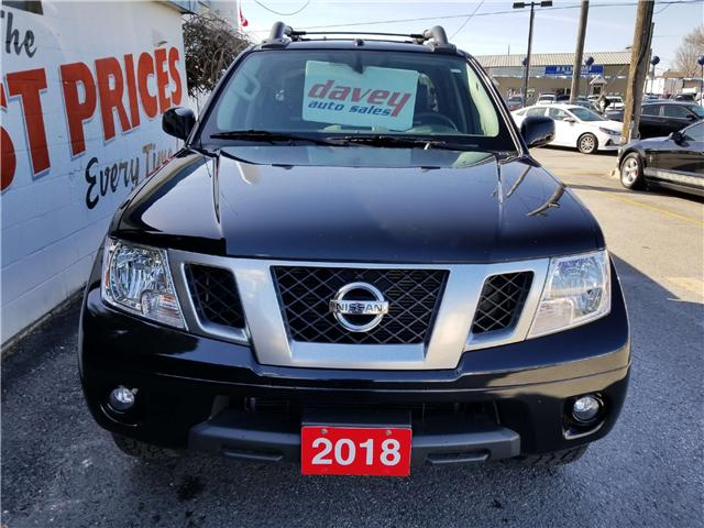 2018 Nissan Frontier PRO-4X (Stk: 18-189) in Oshawa - Image 2 of 16