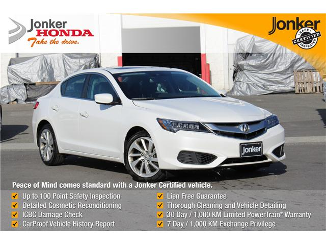 2016 Acura ILX Base (Stk: HI4460) in Langley - Image 1 of 2