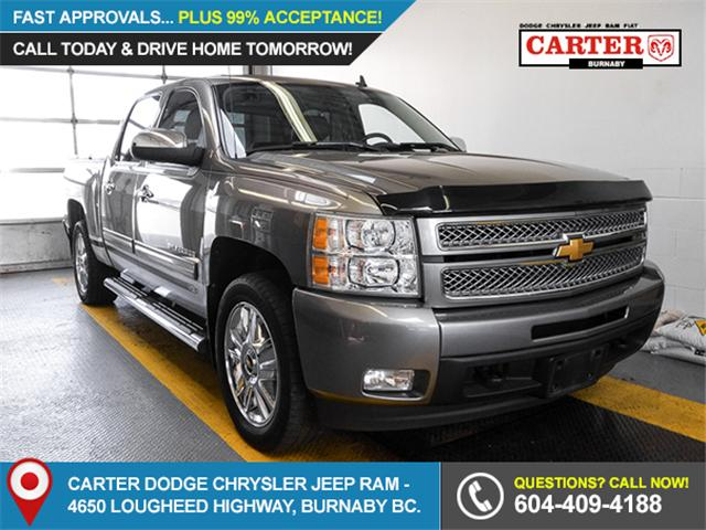 2013 Chevrolet Silverado 1500 LTZ (Stk: 9-5846-1) in Burnaby - Image 1 of 23
