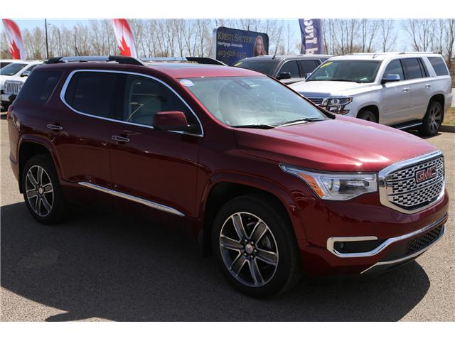 2018 GMC Acadia Denali (Stk: 156967) in Medicine Hat - Image 1 of 30