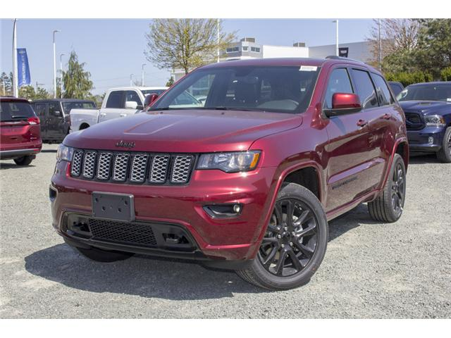 2018 Jeep Grand Cherokee Laredo (Stk: J292762) in Abbotsford - Image 3 of 27