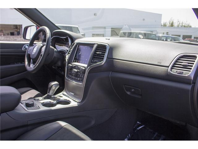 2018 Jeep Grand Cherokee Laredo (Stk: J292762) in Abbotsford - Image 17 of 27