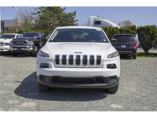 2017 Jeep Cherokee Sport (Stk: H221211) in Abbotsford - Image 2 of 26