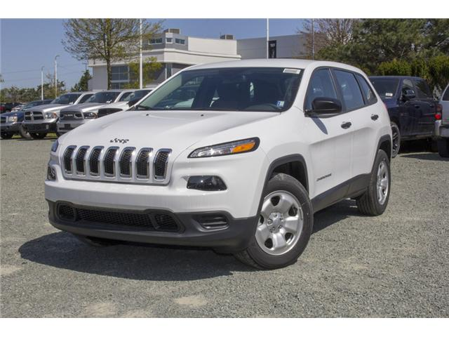2017 Jeep Cherokee Sport (Stk: H221211) in Abbotsford - Image 3 of 26