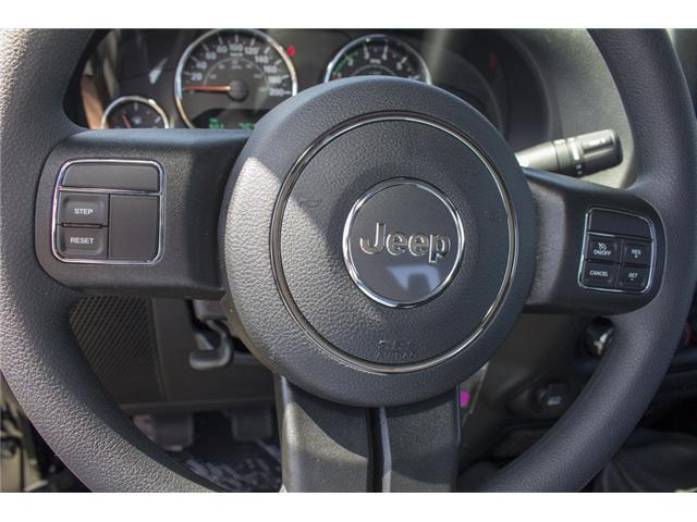 2018 Jeep Wrangler JK Sport (Stk: J820021) in Abbotsford - Image 14 of 23