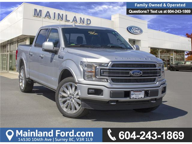 2018 Ford F-150 Limited (Stk: 8F14406) in Surrey - Image 1 of 29