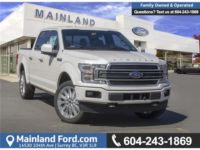 2018 Ford F-150 Limited (Stk: 8F17976) in Surrey - Image 1 of 26