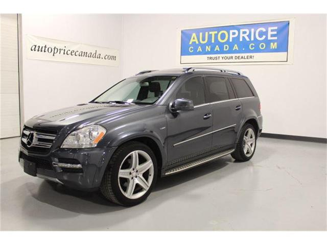 2011 Mercedes-Benz GL-Class Base (Stk: W9370A) in Mississauga - Image 2 of 13