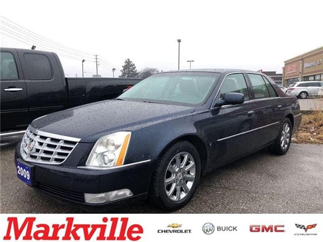 2009 Cadillac DTS GM CERTIFIED (Stk: P6169A) in Markham - Image 1 of 10