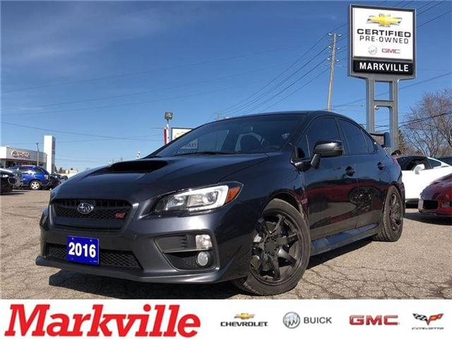 2016 Subaru WRX WRX-STI-2 SETS OF TIRES &RIMS- TRADE-IN (Stk: P6178A) in Markham - Image 1 of 23