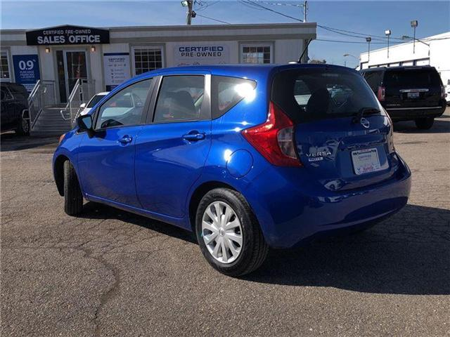 2015 Nissan Versa Note SV-CERTIFIED PRE-OWNED-1 OWNER TRADE (Stk: 109401A) in Markham - Image 2 of 18