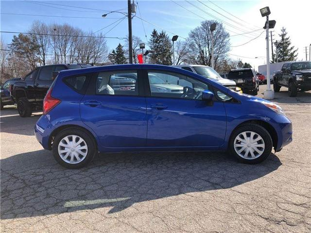 2015 Nissan Versa Note SV-CERTIFIED PRE-OWNED-1 OWNER TRADE (Stk: 109401A) in Markham - Image 5 of 18