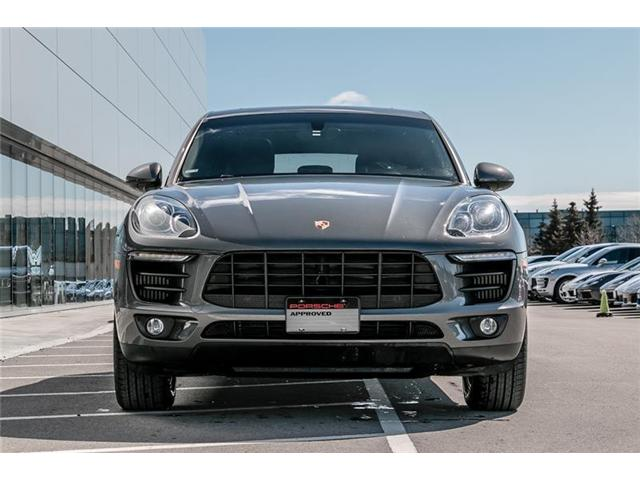 2015 Porsche Macan S (Stk: U7037) in Vaughan - Image 2 of 5