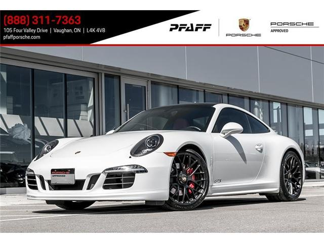 2015 Porsche 911 Carrera 4 GTS Coupe PDK (Stk: U7051) in Vaughan - Image 1 of 22