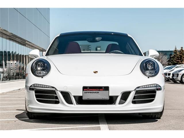 2015 Porsche 911 Carrera 4 GTS Coupe PDK (Stk: U7051) in Vaughan - Image 2 of 22