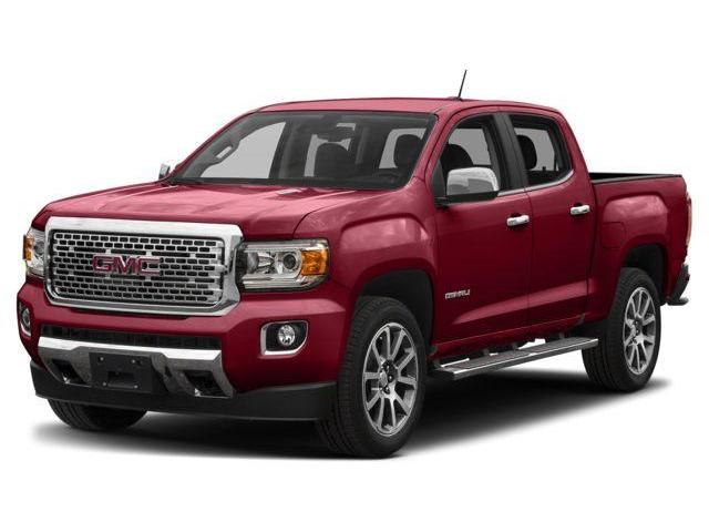 2018 GMC Canyon Denali (Stk: CY8019P) in Oakville - Image 1 of 9