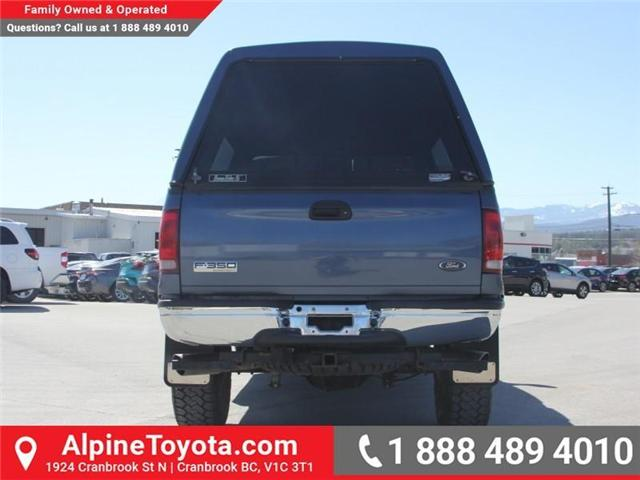 2006 Ford F-350  (Stk: X692182A) in Cranbrook - Image 4 of 17