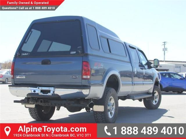 2006 Ford F-350  (Stk: X692182A) in Cranbrook - Image 5 of 17
