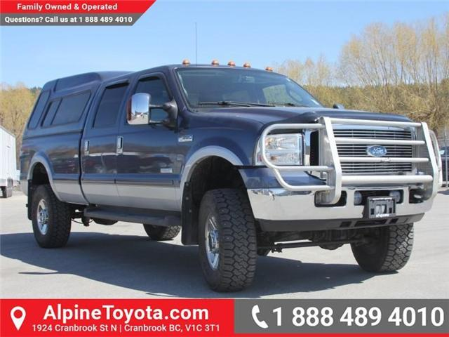 2006 Ford F-350  (Stk: X692182A) in Cranbrook - Image 6 of 17