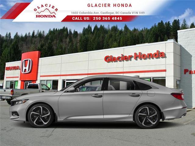 2018 Honda Accord Sport (Stk: A-6631-0) in Castlegar - Image 1 of 1