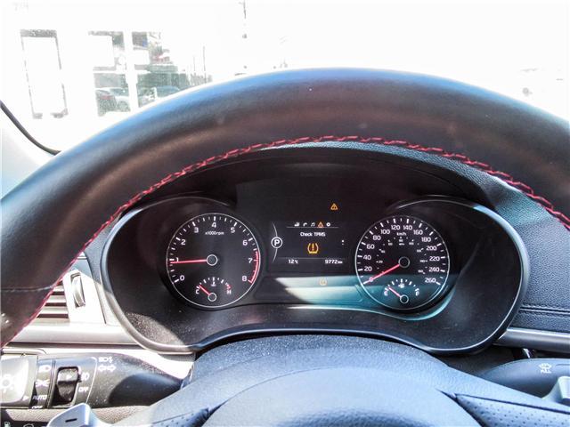 2018 Kia Optima SX Turbo (Stk: 18024) in Toronto - Image 21 of 25