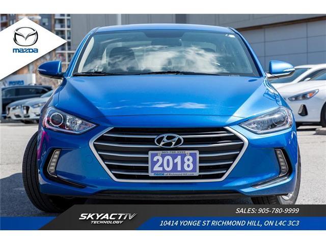 2018 Hyundai Elantra GL (Stk: P0238) in Richmond Hill - Image 2 of 20